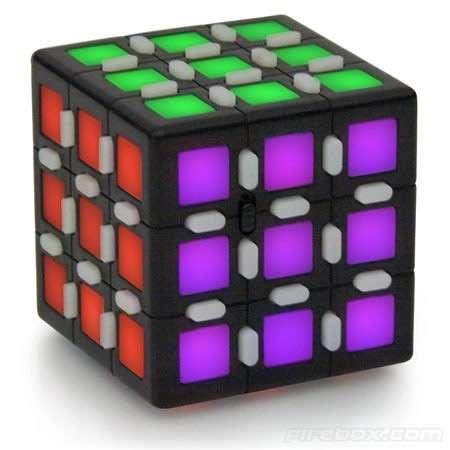Cubo di Rubik a led