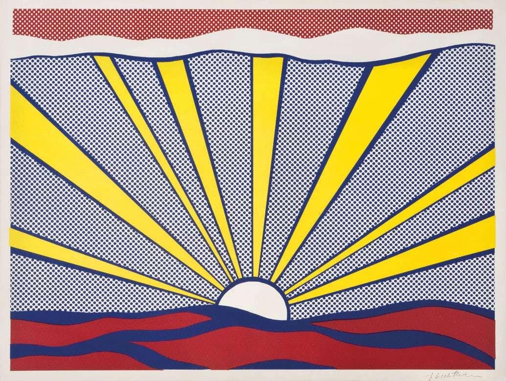 Arte di Roy Lichtenstein