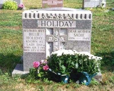 Tomba di Billie Holiday