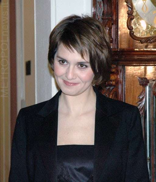 L'elegante Paola Cortellesi