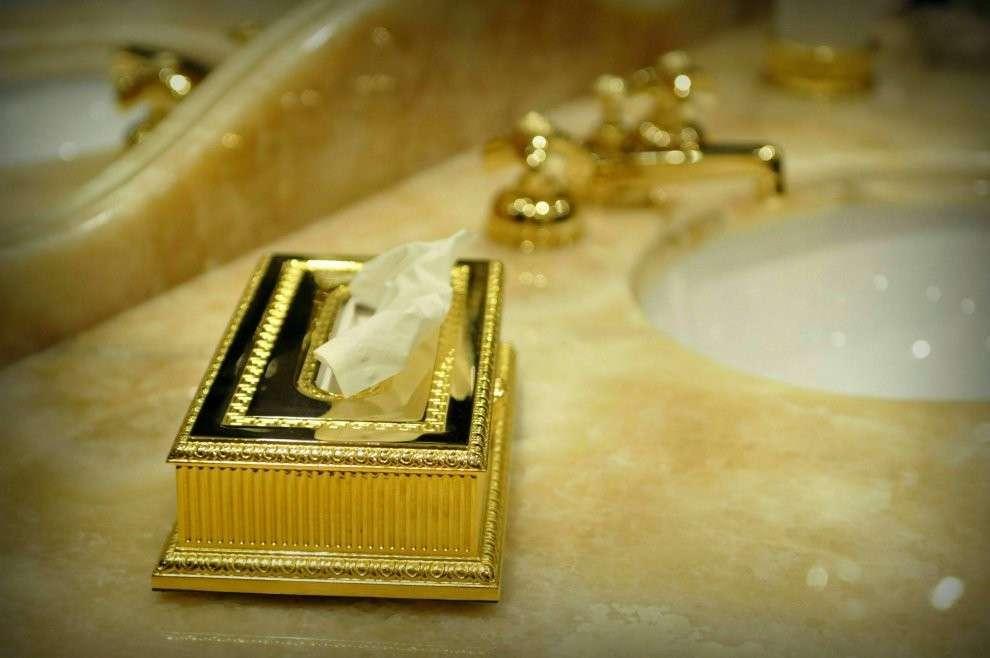 Casamonica - oggetti in oro