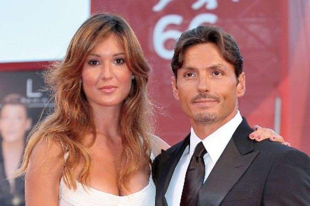 La coppia Silvia Toffanin - Piersilvio Berlusconi