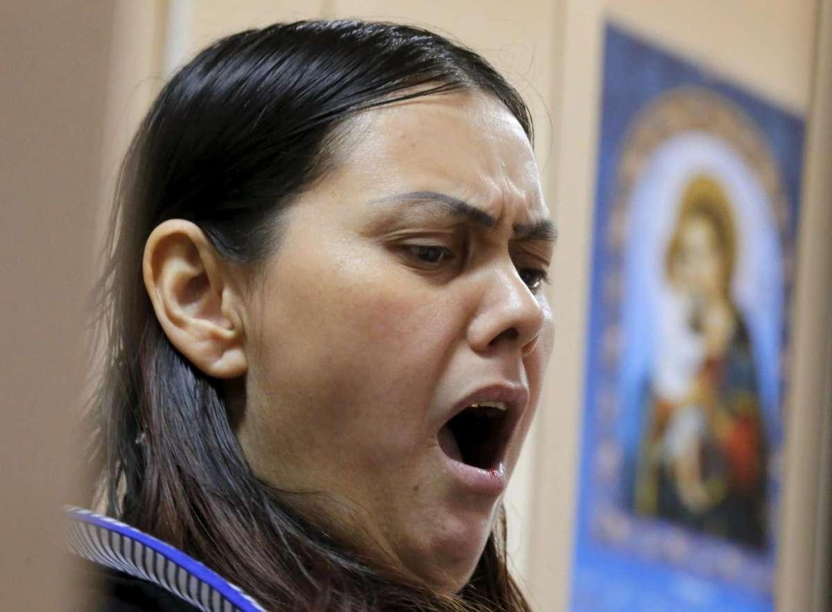 La donna che ha decapitato la bimba in Russia