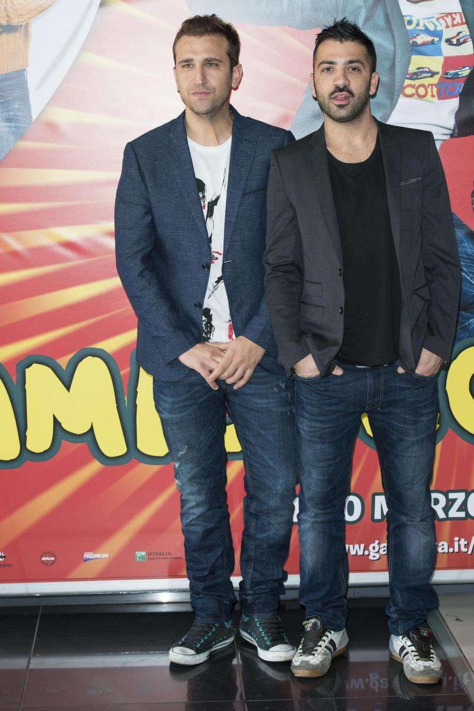 Pio & Amedeo comici foggiani