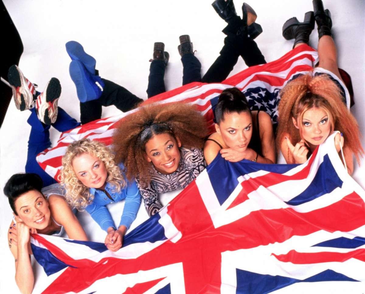 Spice Girls negli anni '90