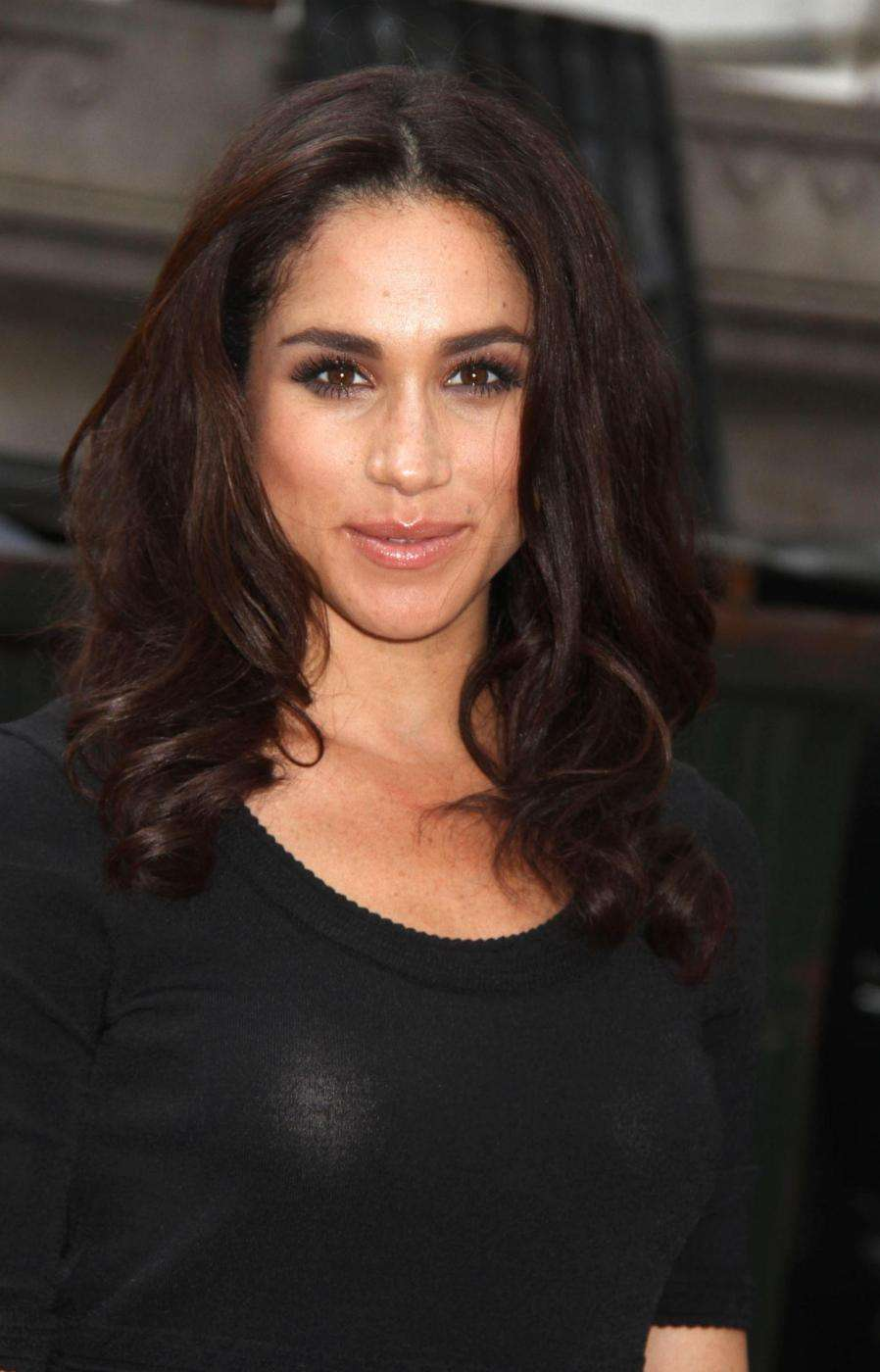 Meghan Markle alla Fashion Week Spring