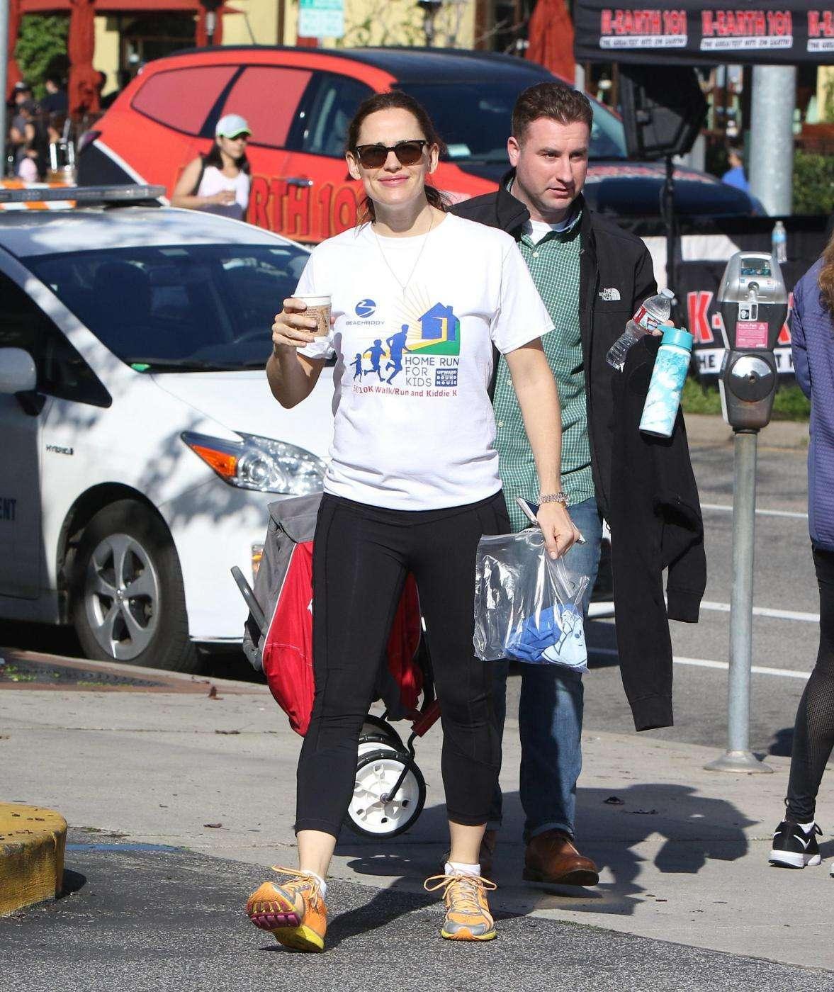 Jennifer Garner sportiva