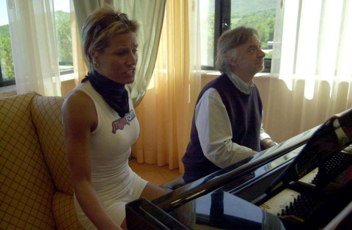 Annalisa Minetti a Music Farm