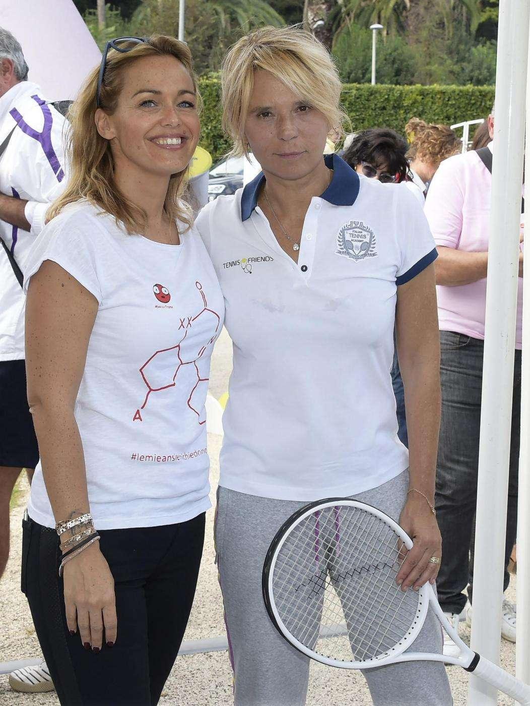 Sonia Bruganelli e Maria De Filippi