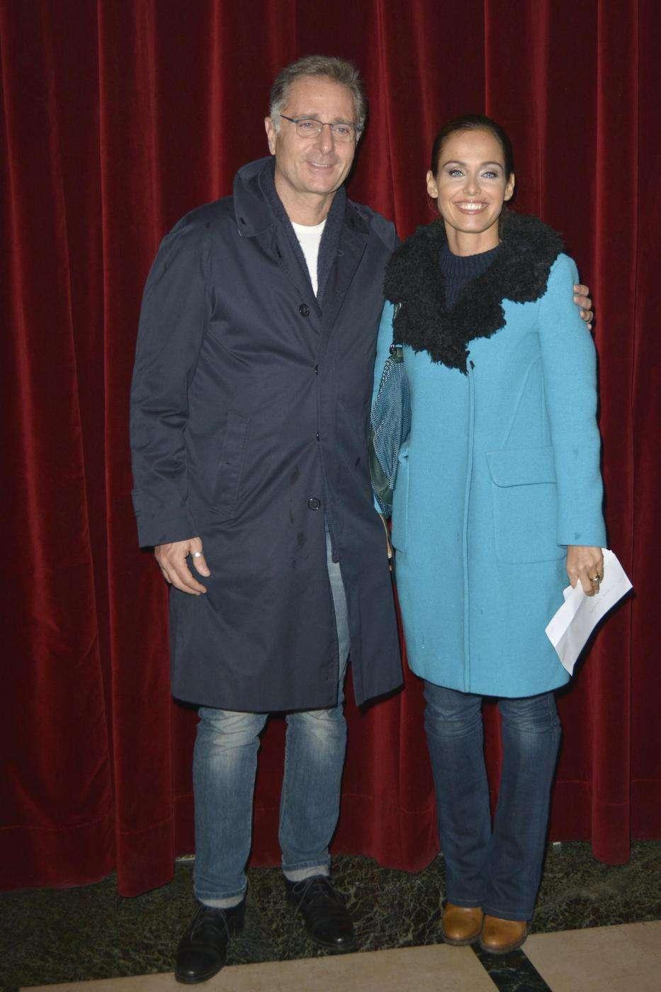 Sonia Bruganelli e Paolo Bonolis insieme
