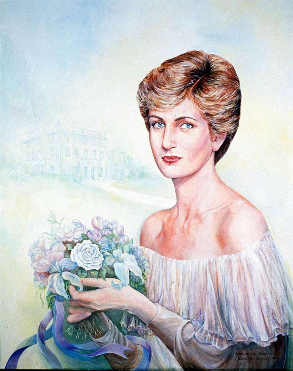 Lady Diana, ritratto ufficiale