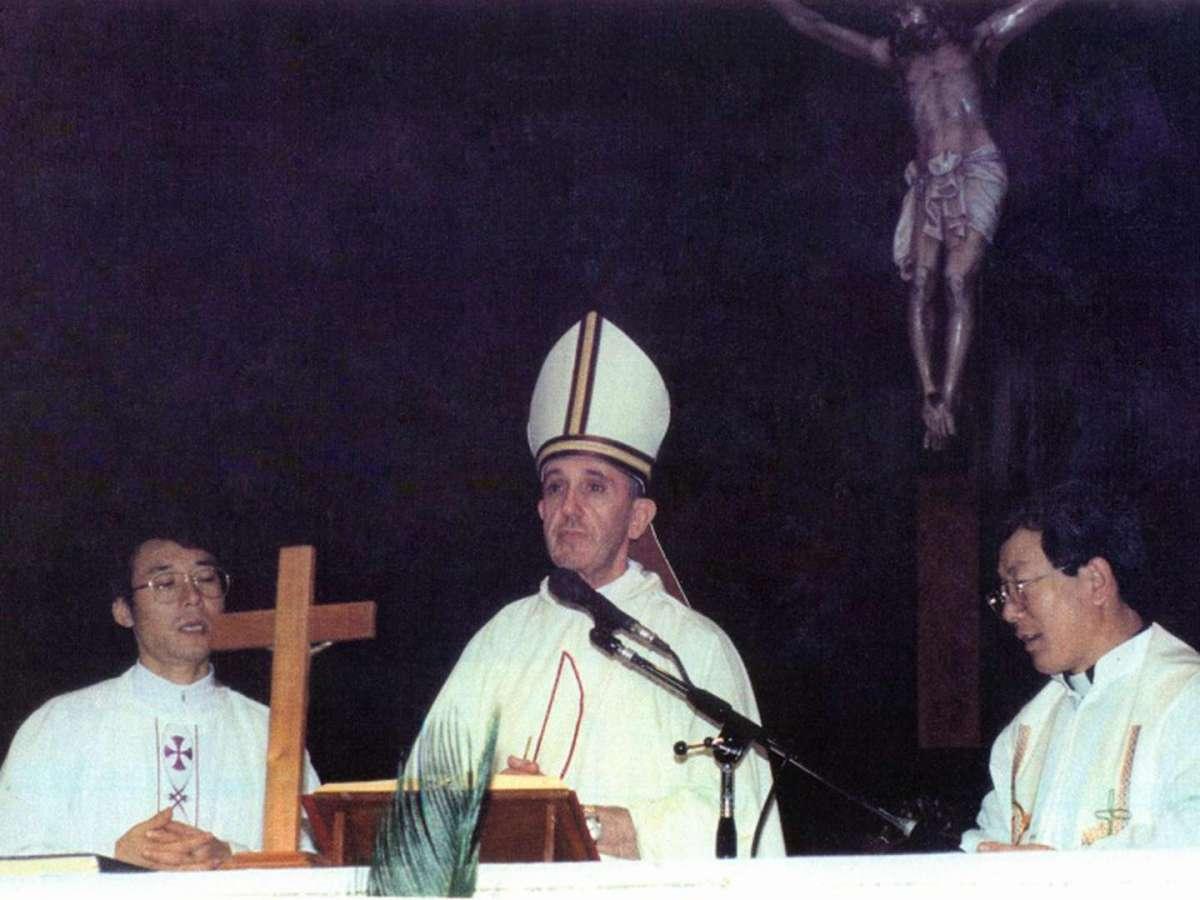 Bergoglio a Buenos Aires