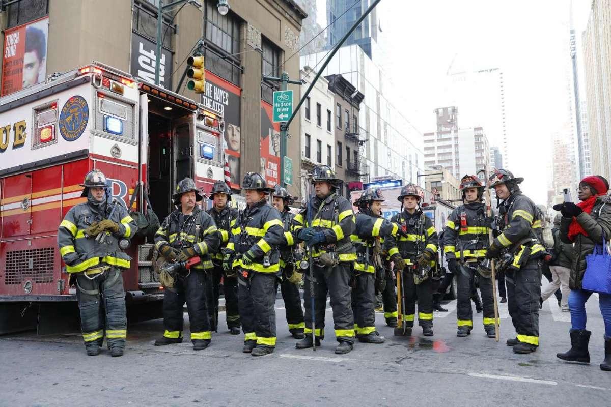 I pompieri di New York