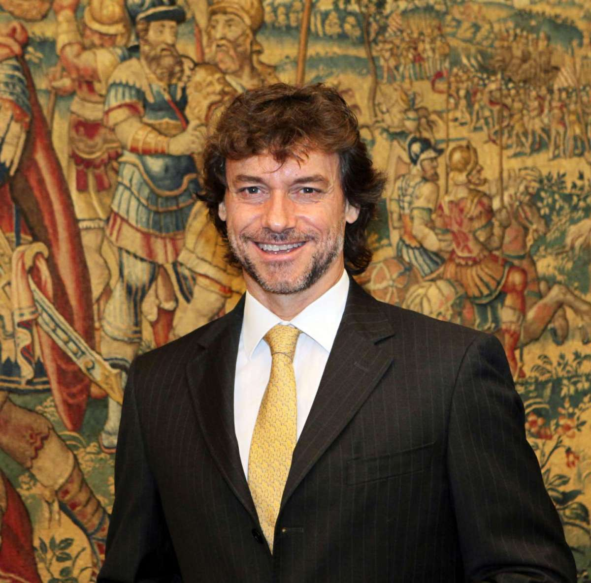 Alberto Angela presentatore TV