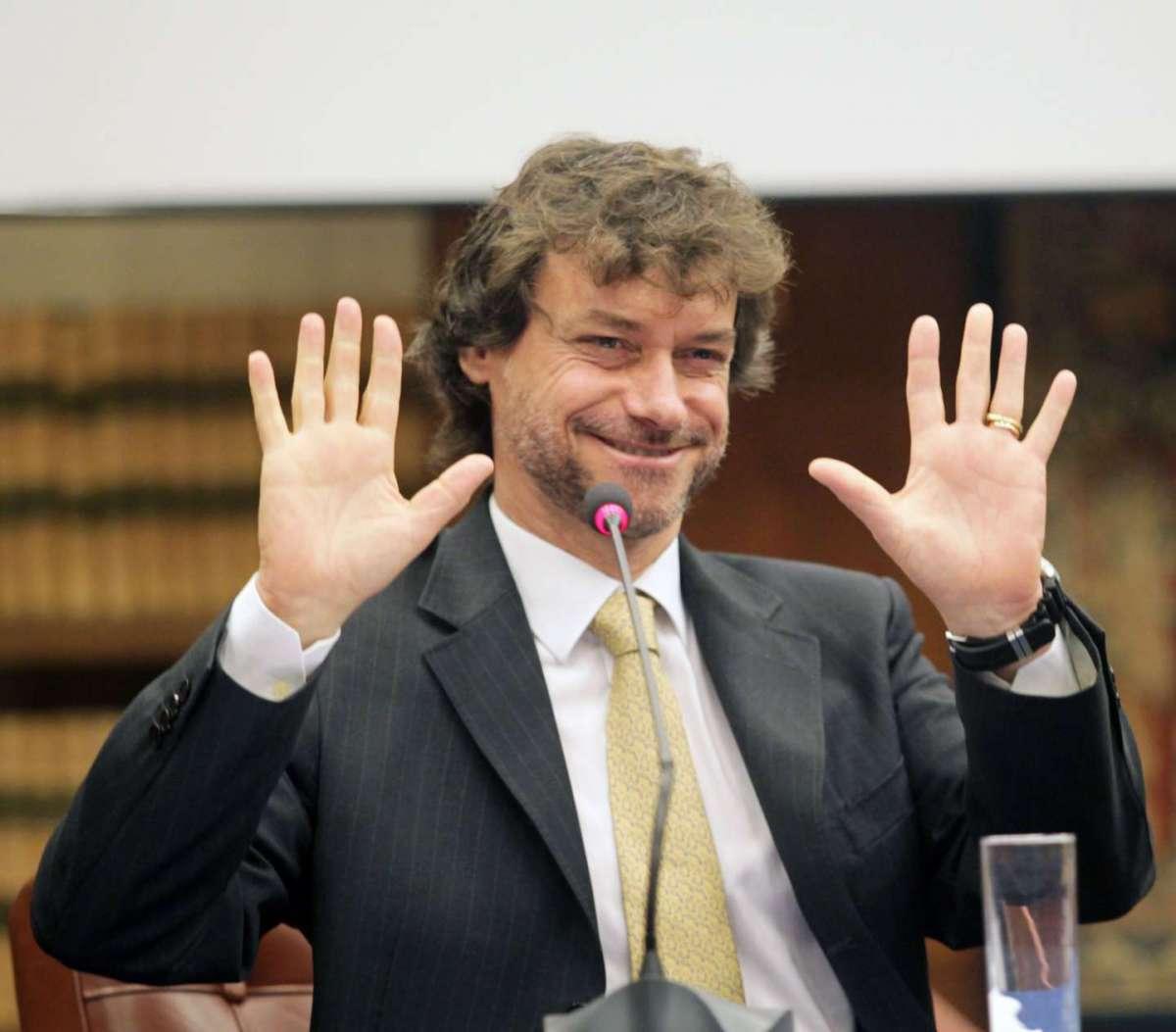 Alberto Angela volto della Rai