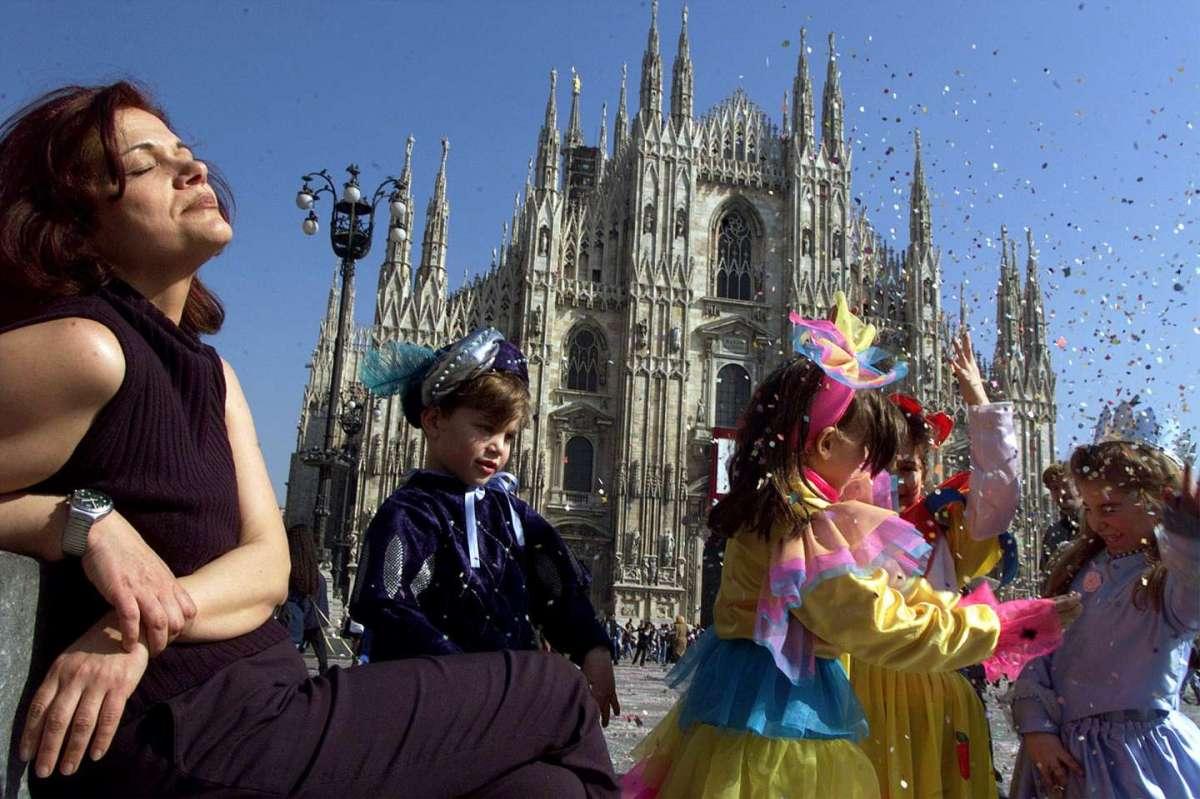 Carnevale ambrosiano a Milano