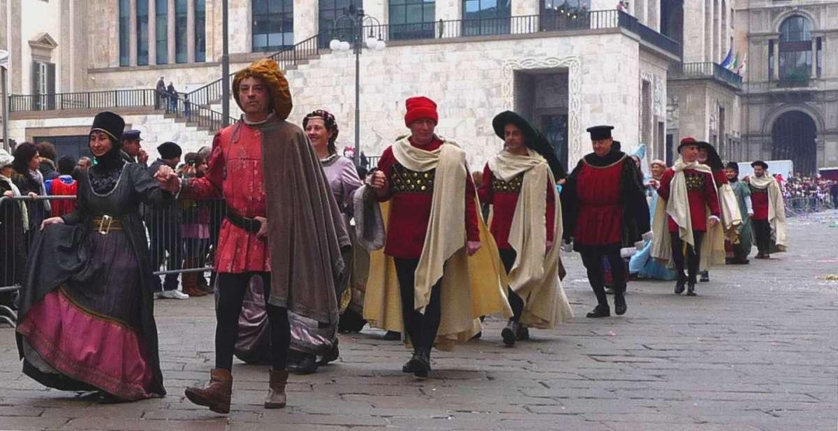 Corteo storico del Carnevale ambrosiano