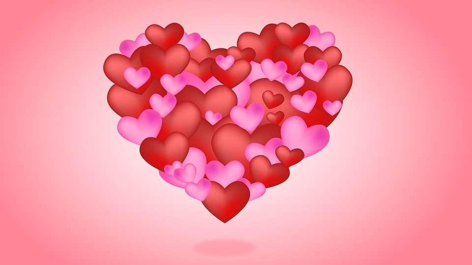 Cuore di cuori per San Valentino