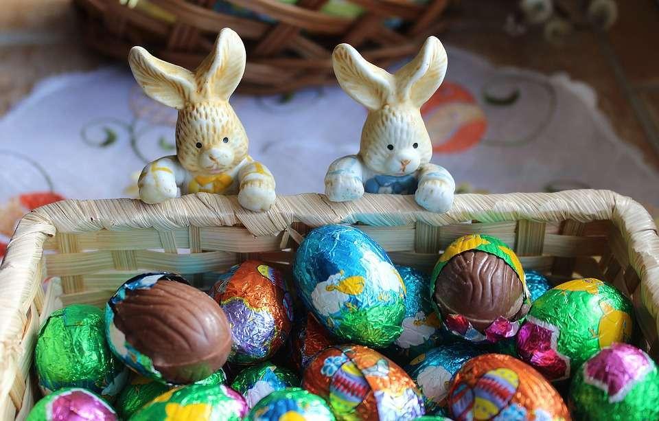 Immagini coniglietto di Pasqua