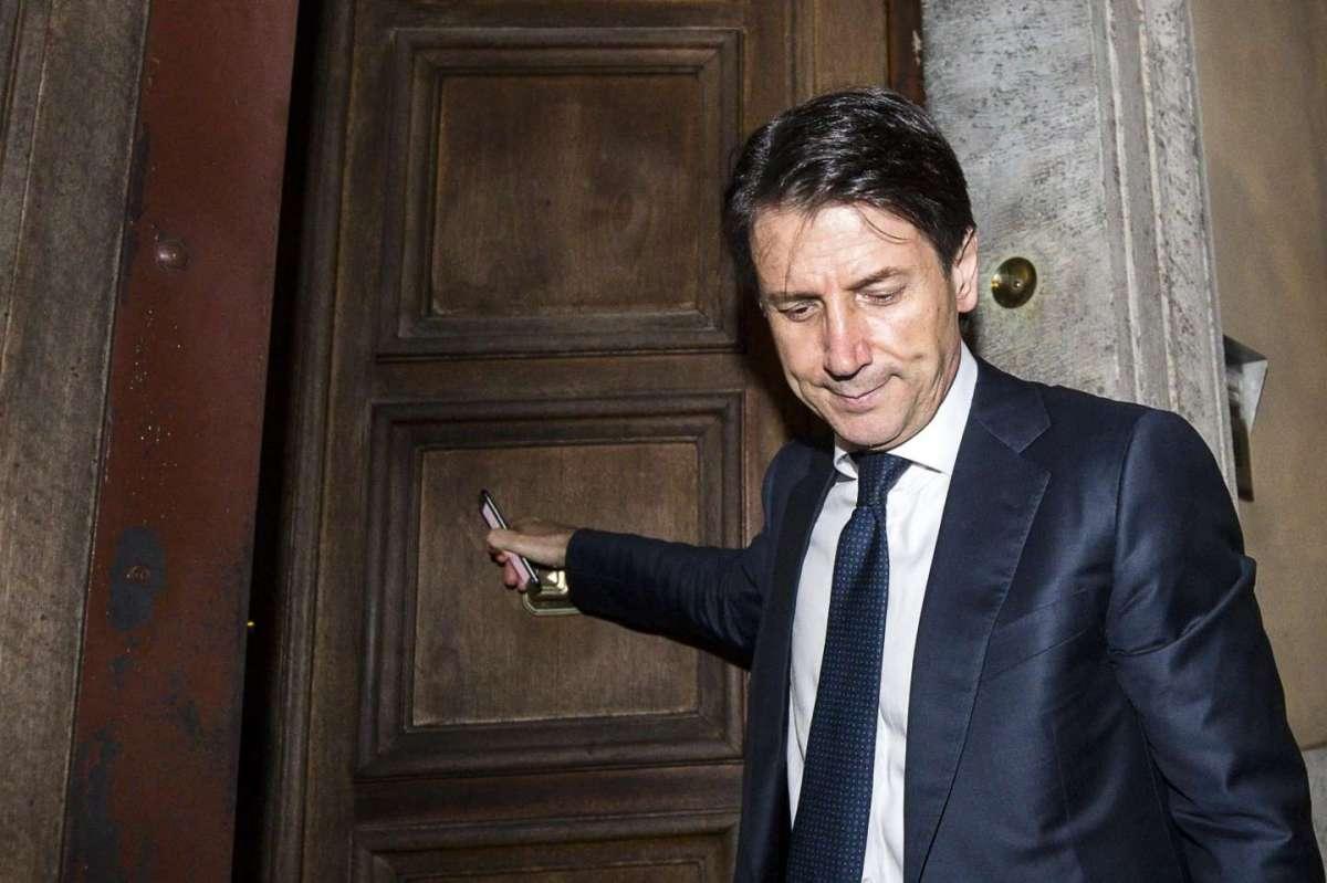 Giuseppe Conte, giurista