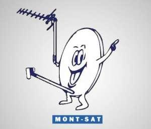 Il logo imbarazzante di un antennista