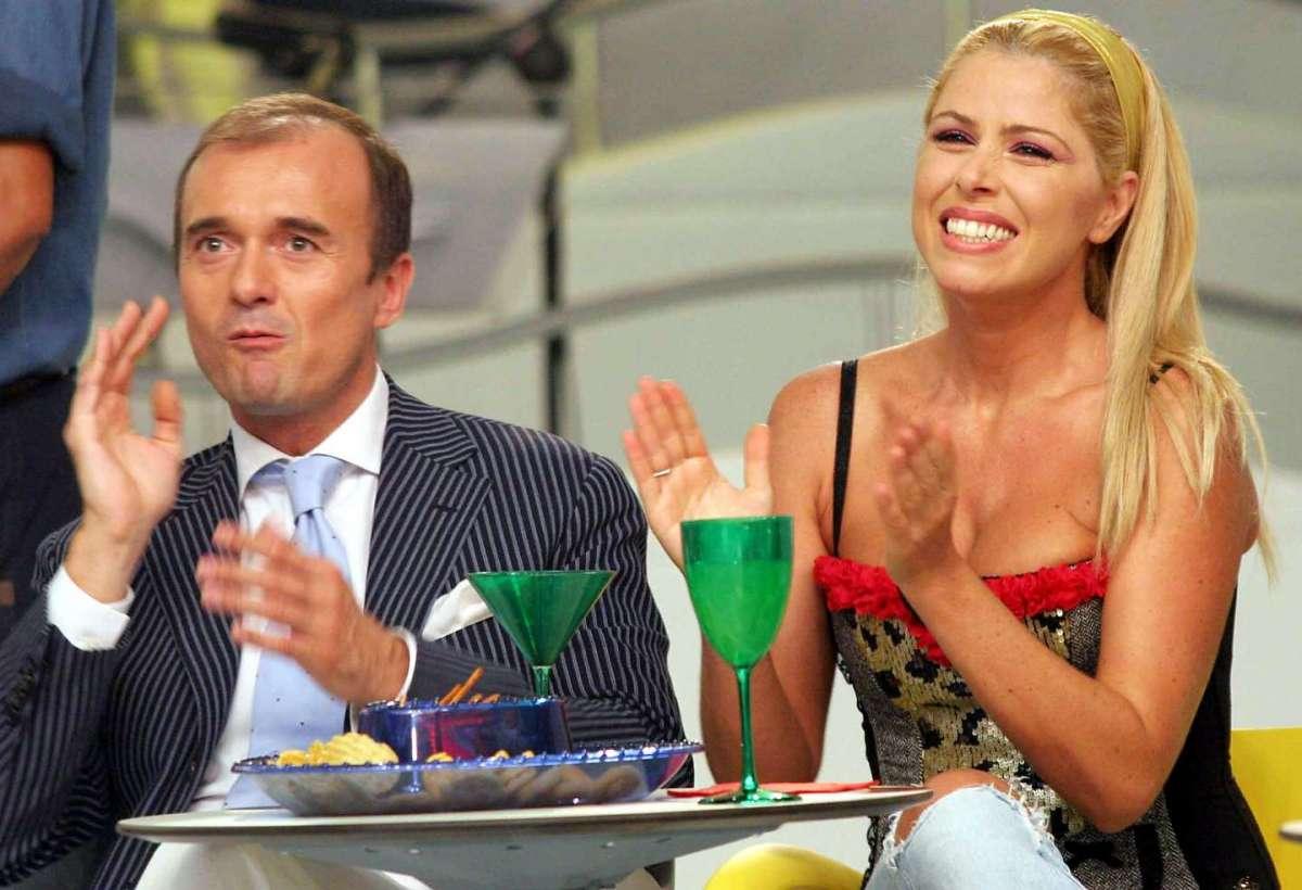 Loredana Lecciso e Alfonso Signorini