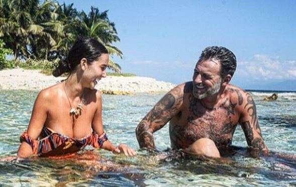 Paola Di Benedetto e Filippo Nardi