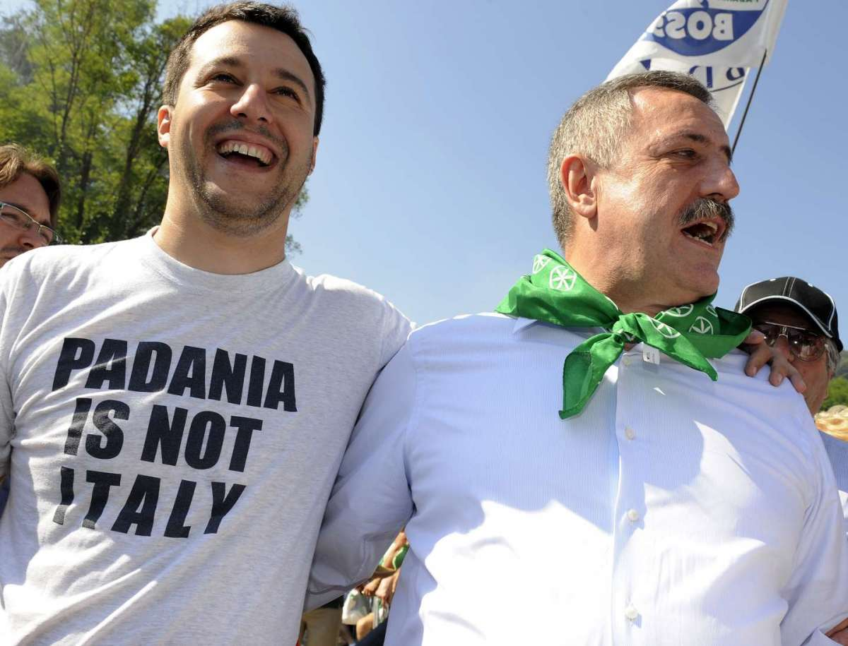 Salvini Padania is not Italy