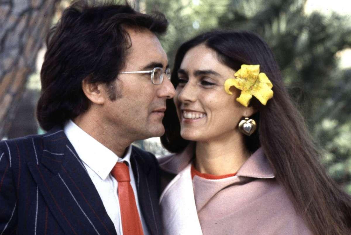 Al Bano e Romina negli anni '70