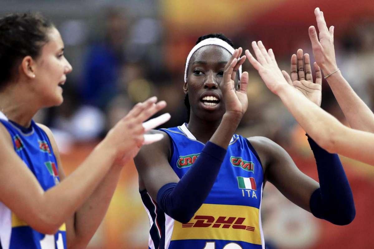 Paola Egonu, star del volley
