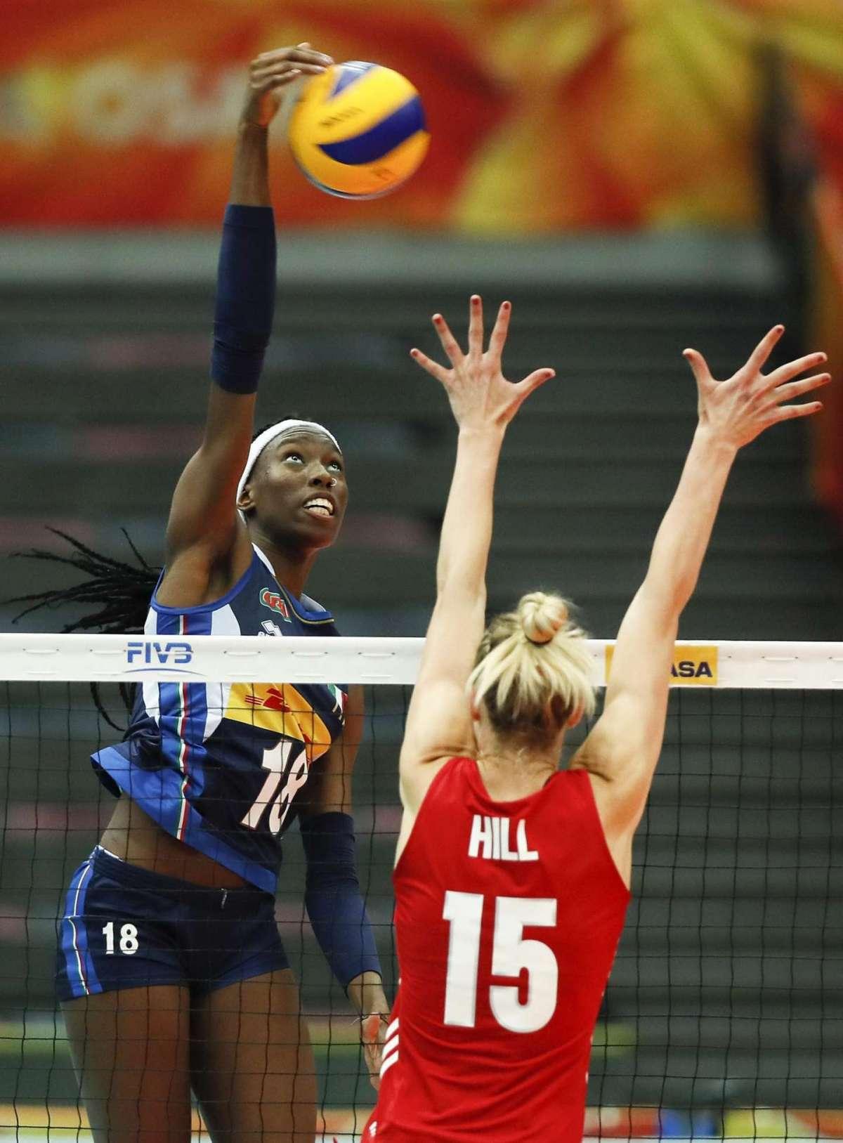 Paola Egonu contro USA