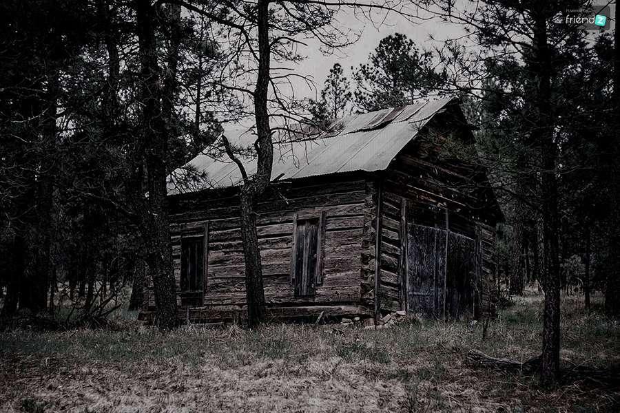 Il capanno abbandonato