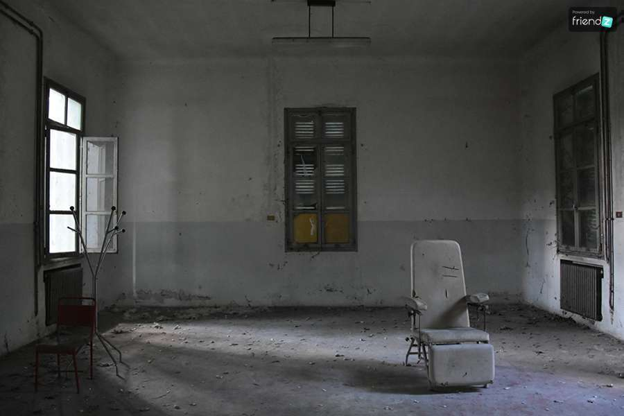 La stanza silenziosa