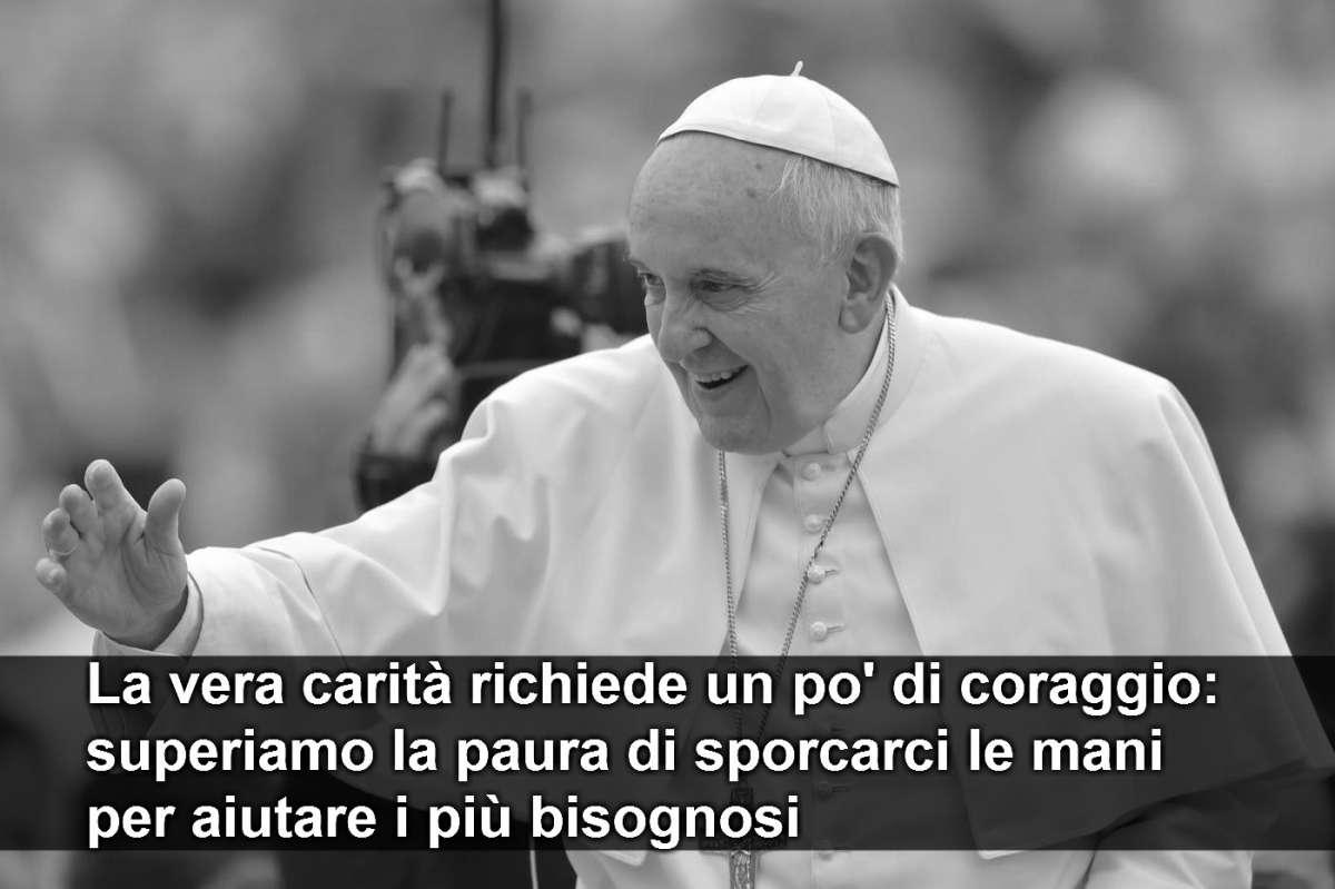 Papa Francesco, le frasi celebri