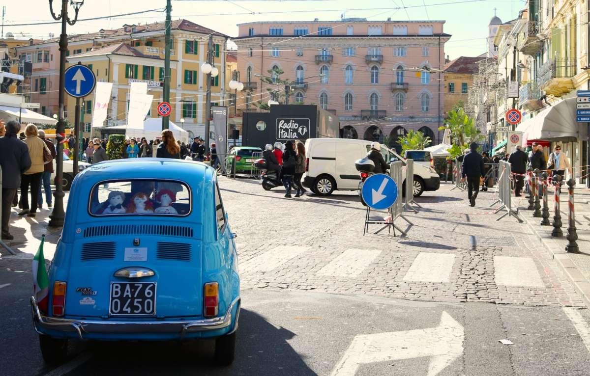 Piazza Colombo, Sanremo